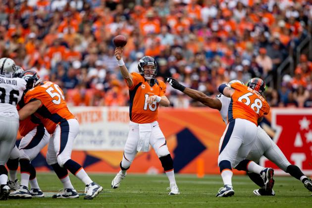 Oakland Raiders vs. Denver Broncos: 10 Things We Learned