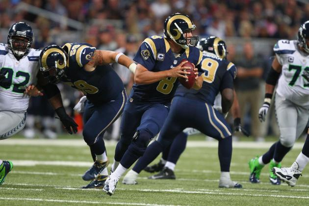 St. Louis Rams: The Good, Bad and Ugly Through 4 Weeks