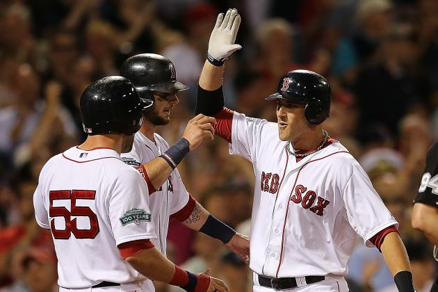 Boston Red Sox: 5 Silver Linings from an Awful Disaster of a Season