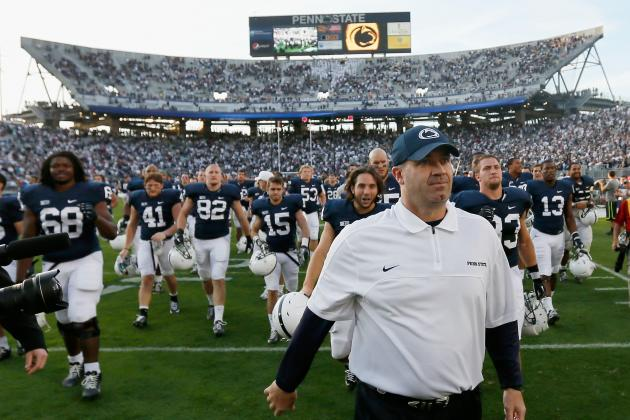 Penn State Football: The 5 Most Disappointing Players in the 1st 5 Games