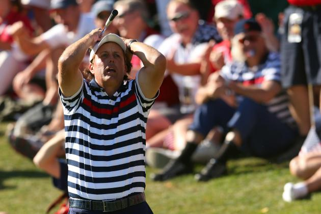 Ryder Cup 2012 Results: 4 Reasons Team USA Fell Apart on Sunday