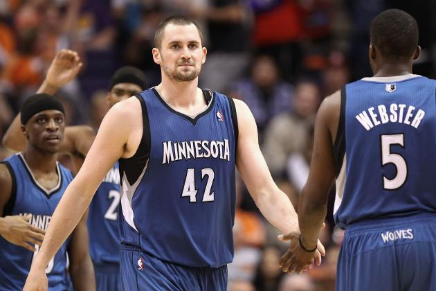 NBA Lottery Teams That Could Make a Serious Run in 2012-13