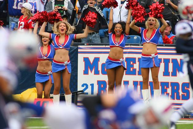 Grading the Buffalo Bills' Positional Units at NFL's First Quarter Mark