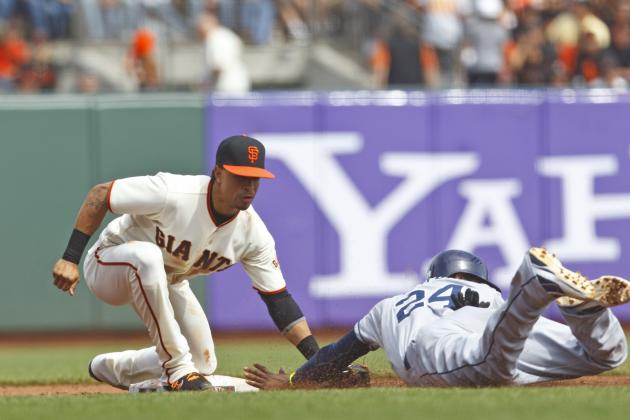 San Francisco Giants: 5 Players Who Will Just Miss Making the Postseason Roster