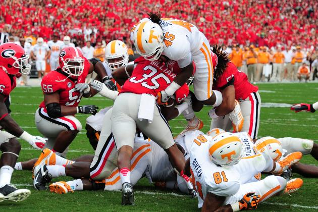 Tennessee Football: Winners and Losers from the Week 5 Game vs. Georgia