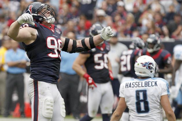 Titans vs. Texans: 7 Keys to Blowout Win for Texans