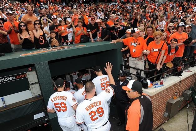 Baltimore Orioles: 4 Things the Birds Do Better Than Every AL Playoff Contender