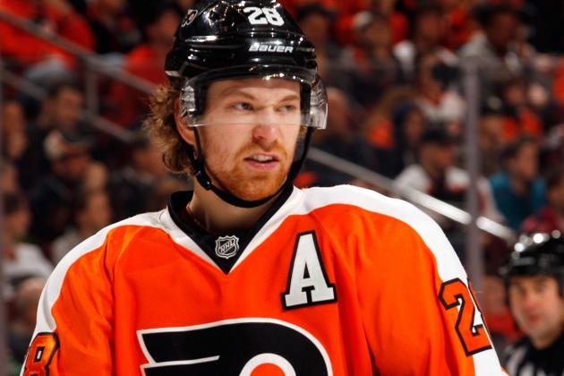 Philadelphia Flyers: Power Ranking Their Last 10 1st-Round Draft Picks