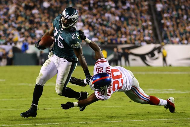 5 Things We Learned from the Philadelphia Eagles' Win over the New York Giants