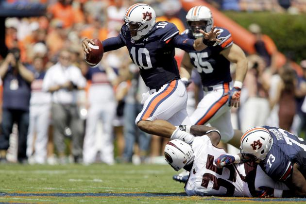 Auburn Football: The 5 Most Disappointing Players Through the First 4 Games