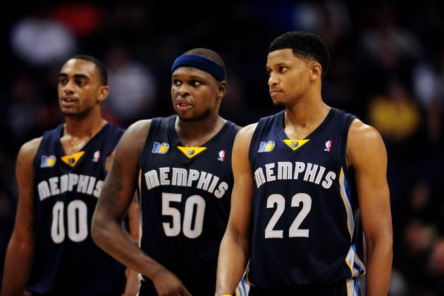 Training Camp Entrance Themes for Every Memphis Grizzlies Player