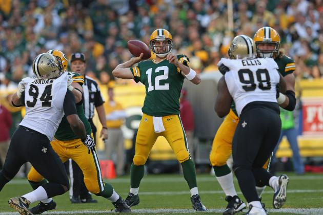Green Bay Packers: The Good, Bad and Ugly of the 1st 4 Games of the 2012 Season