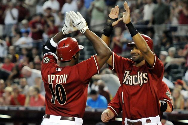 4 Arizona Diamondbacks Who May Not Be Back Next Season