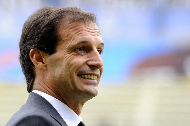 5 Massimiliano Allegri Replacements If He's Sacked by AC Milan Before January
