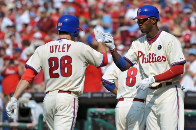 Final Regular Season Grades for All 25 Philadelphia Phillies