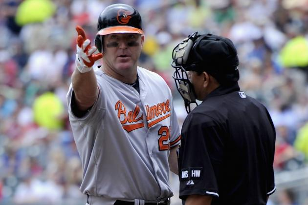 Why Jim Thome Is the Perfect Postseason Bench Player for the Baltimore Orioles