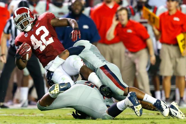 Ole Miss Football:  Winners and Losers from the Loss to No. 1 Alabama
