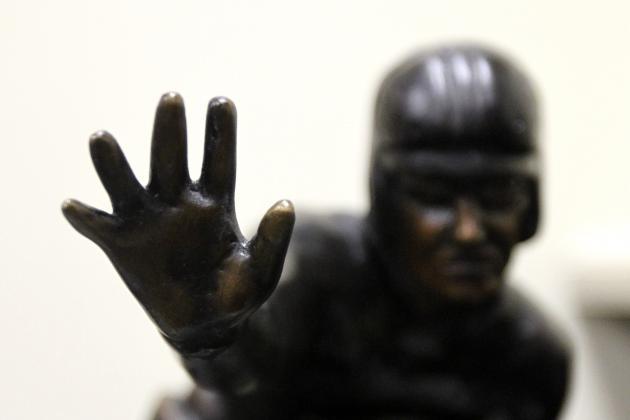 Heisman Watch: Has Geno Smith Already Won?