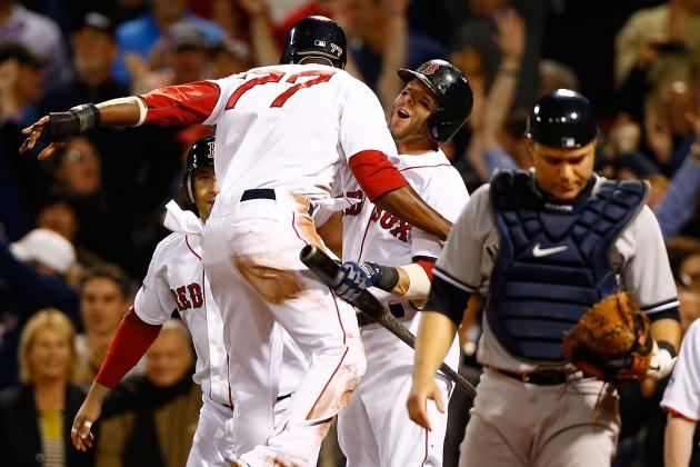Seven Reasons the Boston Red Sox Will Ruin the Yankees' Season in Final Series