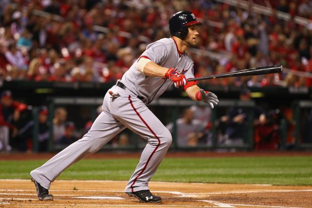 Breaking Down How Bryce Harper Matches Up Against Possible Opponents' Staffs