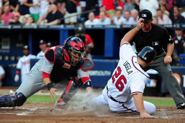 St. Louis Cardinals vs. Atlanta Braves: 5 Key Matchups in NL Wild Card Game