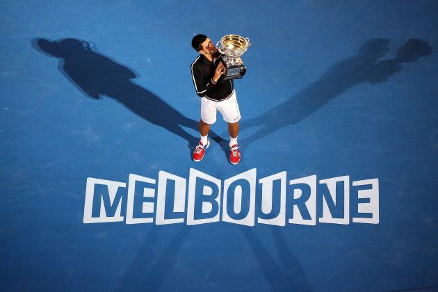 Why the Australian Open Was the Best Slam of 2012