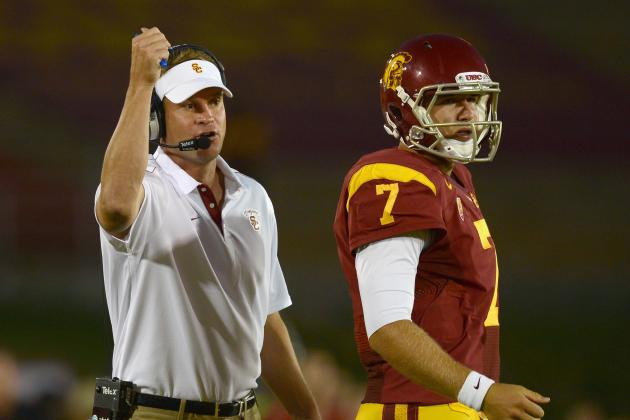 USC Trojans Football: 5 Keys to the Game vs. Utah