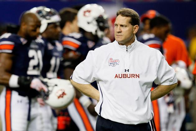 NCAA: Auburn Football Recruiting: Ranking the Top 10 Tiger Commitments