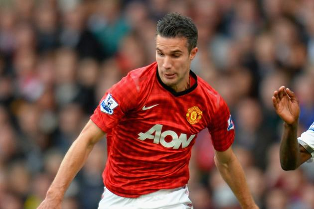 Manchester United: 5 Tactical Options to Include Rooney and RVP in the Team