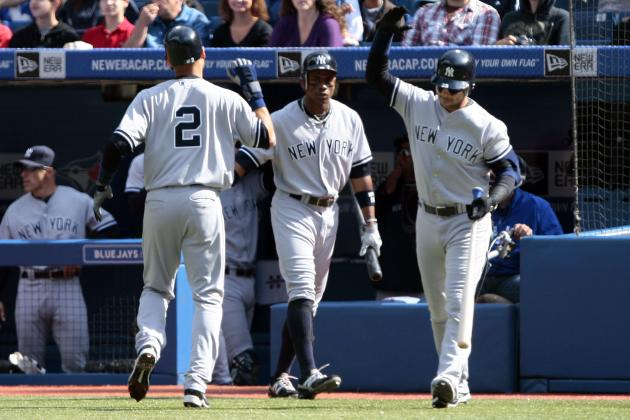 Predicting the 2012 New York Yankees MLB Playoff Roster