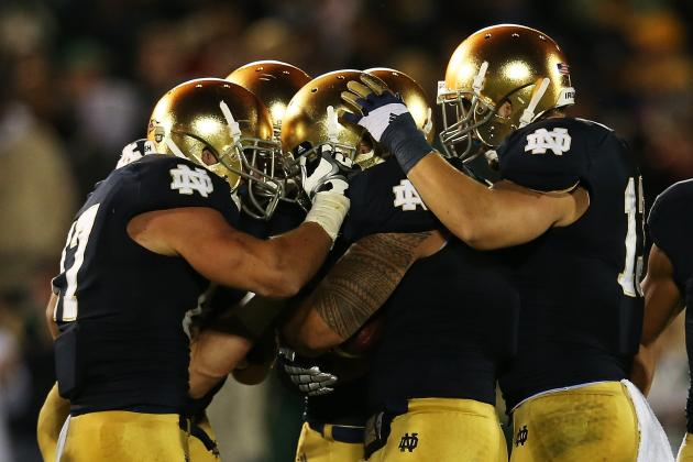 Notre Dame Football: 5 Players Who Will Carry Irish to BCS Bowl
