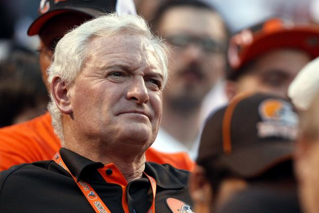 New Browns Owner Jimmy Haslam Has Only Two Options
