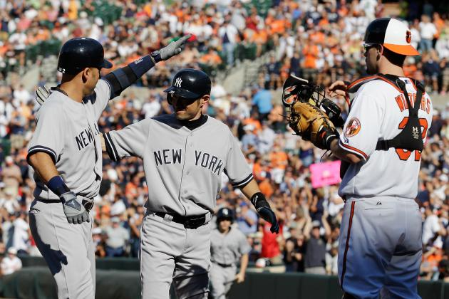 Full Breakdown of Potential Yankees vs. Orioles One-Game AL East Showdown