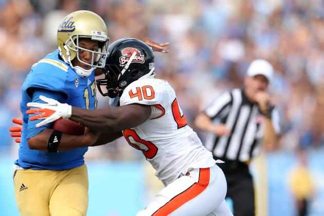Pac-12 Football: 2012 Conference Surprises Highlighted by Oregon State and UCLA