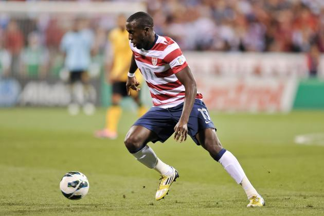 Why Jozy Altidore Needs to Step Up to Keep His Spot on the US Men's Soccer Team