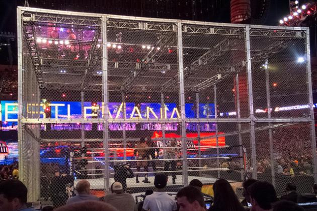 WWE Hell in a Cell 2012: Ranking the Wrestlers Who Have Performed Best in HIAC