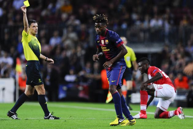 UEFA Champions League 2012: Players Who Will Light Up the Scoreboard