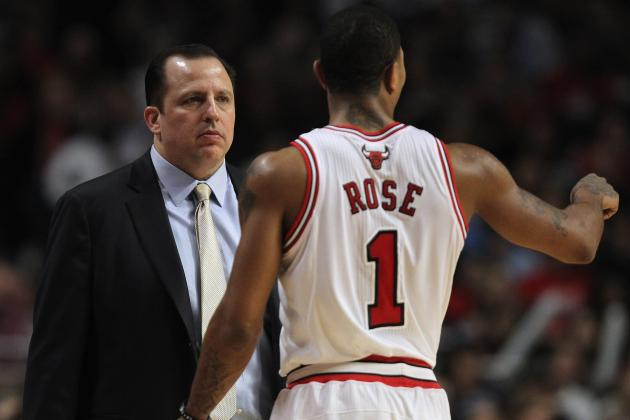 Chicago Bulls: 3 Ways Tom Thibodeau Can Still Win Without Derrick Rose