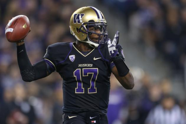 NCAA Football Week 5: Full Pac-12 Breakdown Headed into Week 6