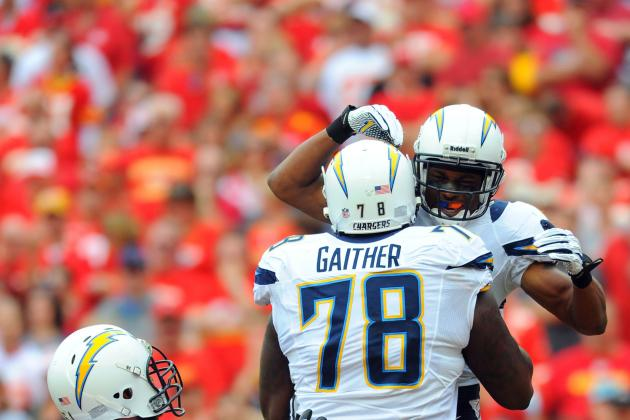 San Diego Chargers: Who's Rising and Falling After Week 4?