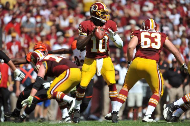2012 NFL Awards: Has Robert Griffin III Locked Up Rookie of the Year?