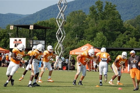 Tennessee Football: 5 Things the Volunteers Need to Work on over the Bye Week