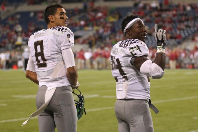 Oregon Football: Ducks' Biggest Challenges Going Forward in 2012