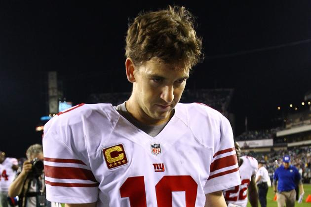 Do the Philadelphia Eagles Have Eli Manning's Number?