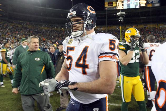 Brian Urlacher and 10 NFL Players Who Should Hang 'Em Up Soon