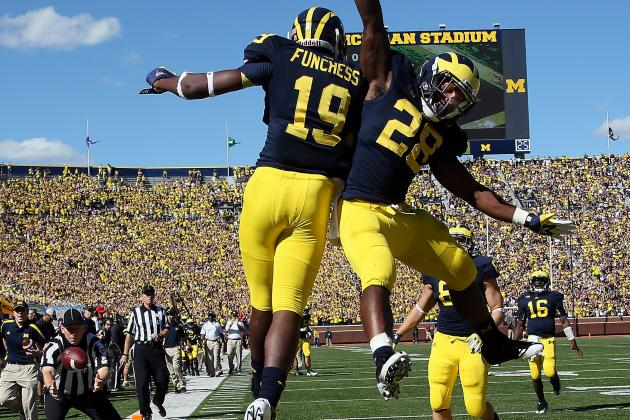 Michigan Football: 5 Keys to the Game vs. Purdue