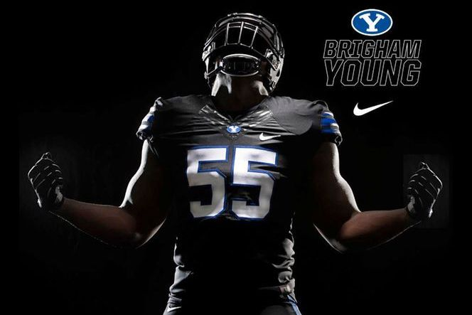 BYU Football: Grading the Cougars' New Black Uniforms