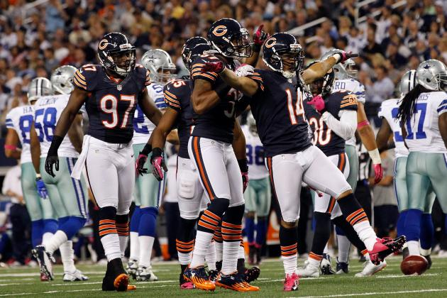 Chicago Bears: 6 Things We Learned from 34-18 Win over Dallas Cowboys