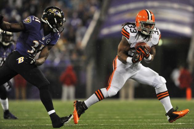 Cleveland Browns Rookie Progress Report Through First 4 Games