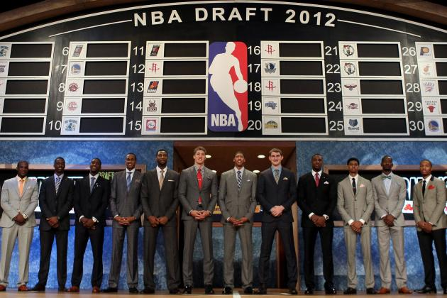 5 Essential Training Camp Lessons for 2012 NBA Rookies